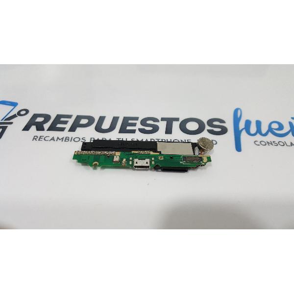 MODULO CONECTOR DE CARGA + ALTAVOZ ORIGINAL PARA PRIMUX OMEGA K - RECUPERADO