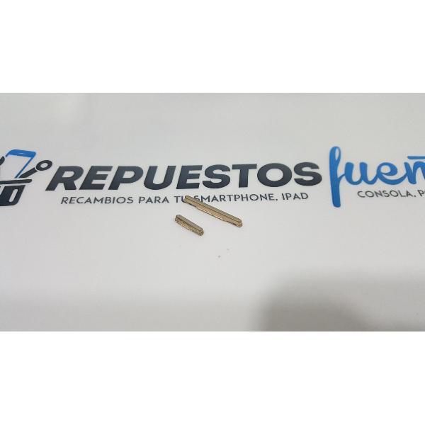 BOTONES DE CARCASA ORIGINAL PARA PRIMUX OMEGA X - RECUPERADO