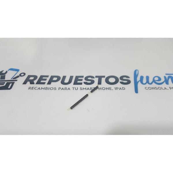 BOTONES DE CARCASA ORIGINAL HUAWEI G535-L11 - RECUPERADO