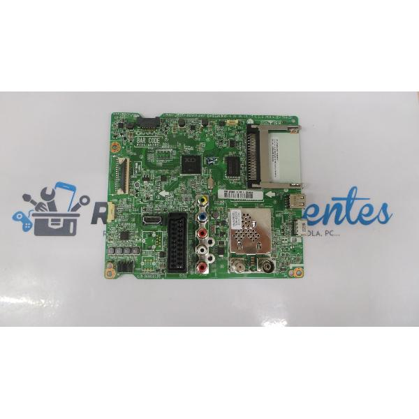 PLACA BASE MAIN BOARD TV LG 43LF540V EAX66203805(1.3)