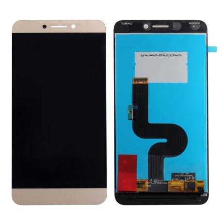 PANTALLA LCD DISPLAY + TACTIL PARA LETV X500 X508 LE1S - DORADA