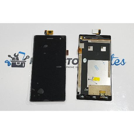 PANTALLA LCD DISPLAY + TACTIL PARA LEAGOO LEAD 2 - NEGRA