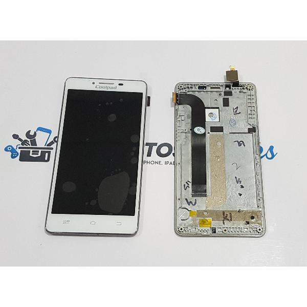PANTALLA LCD DISPLAY + TACTIL PARA COOLPAD K1 7620L - NEGRA