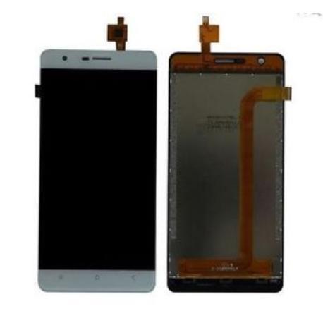 PANTALLA LCD DISPLAY + TACTIL PARA OUKITEL K4000 - BLANCA