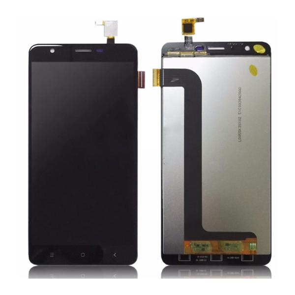 PANTALLA LCD DISPLAY + TACTIL PARA OUKITEL U15 PRO - NEGRA