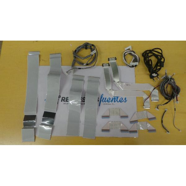 SET DE CABLES TV SONY KD-65K8505B