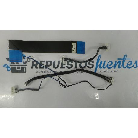 SET DE CABLES TV SAMSUNG UE40H4200AW