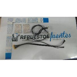 SET DE CABLES TV SAMSUNG UE48H5500AW