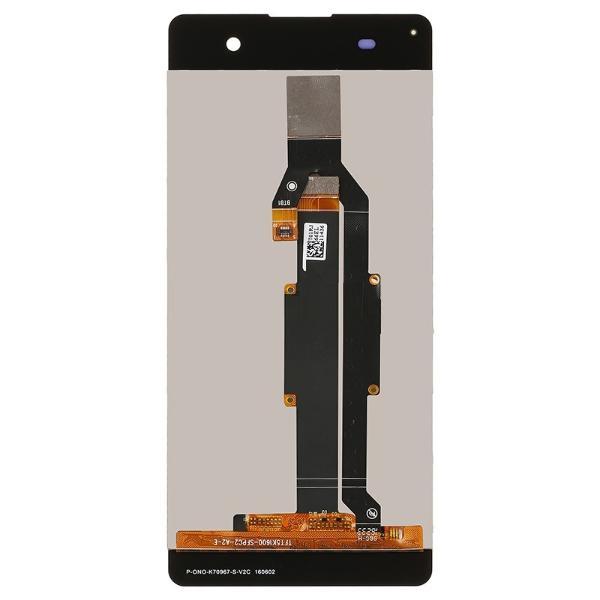 PANTALLA LCD DISPLAY + TACTIL PARA SONY XPERIA XA (F3111), XA DUAL (F3112) - NEGRA