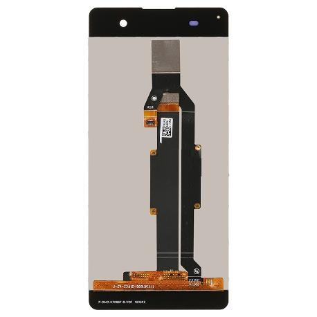 PANTALLA LCD DISPLAY + TACTIL PARA SONY XPERIA XA (F3111), XA DUAL (F3112) - AMARILLA