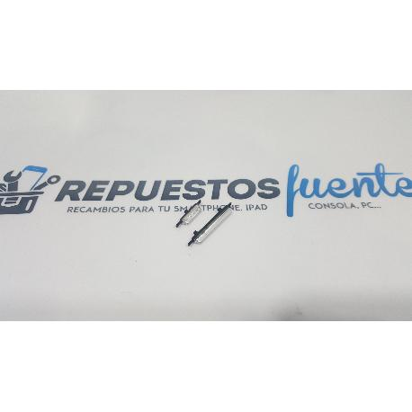BOTONES DE TAPA ORIGINAL PARA ASUS TF300 BLANCA - RECUPERADA