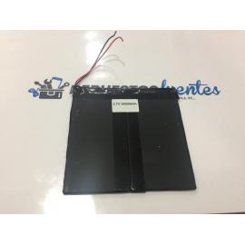 BATERIA (13X13CM) 2  CABLES ORIGINAL PARA TABLET PHOENIX CASIATAB 9D - RECUPERADA