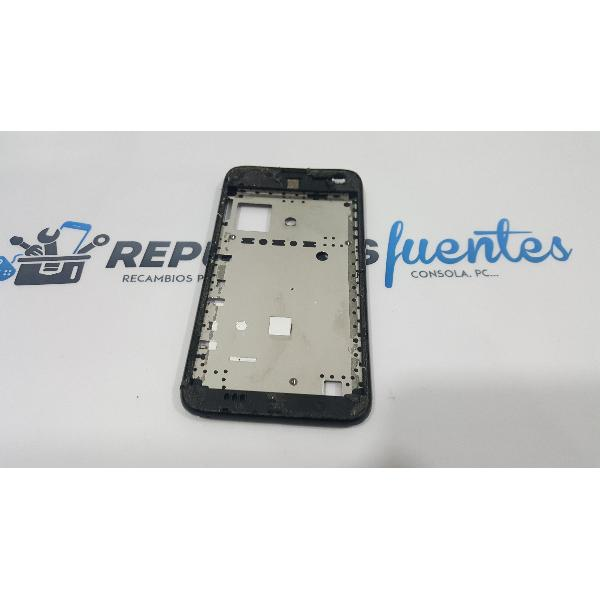 MARCO FRONTAL ORIGINAL PARA ALCATEL ONE TOUCH PIXI FIRST 4024D - RECUPERADO