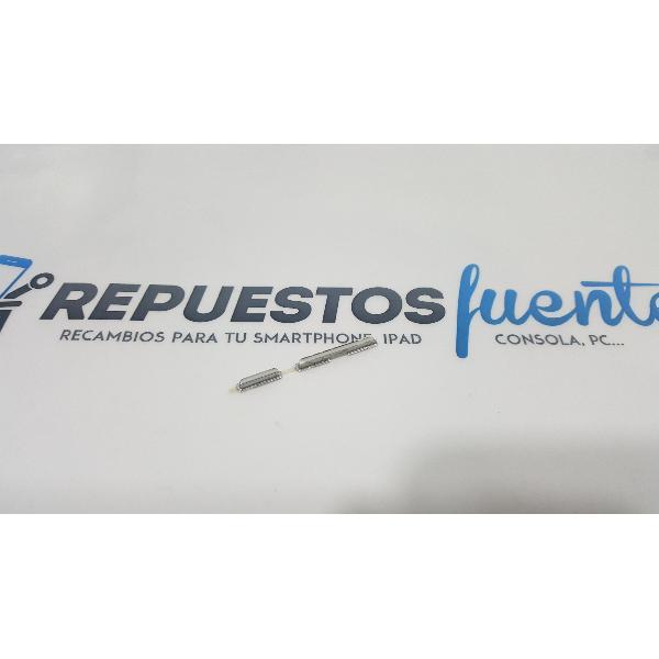 BOTONES DE CARCASA ORIGINAL PARA ALCATEL ONE TOUCH PIXI FIRST 4024D - RECUPERADO
