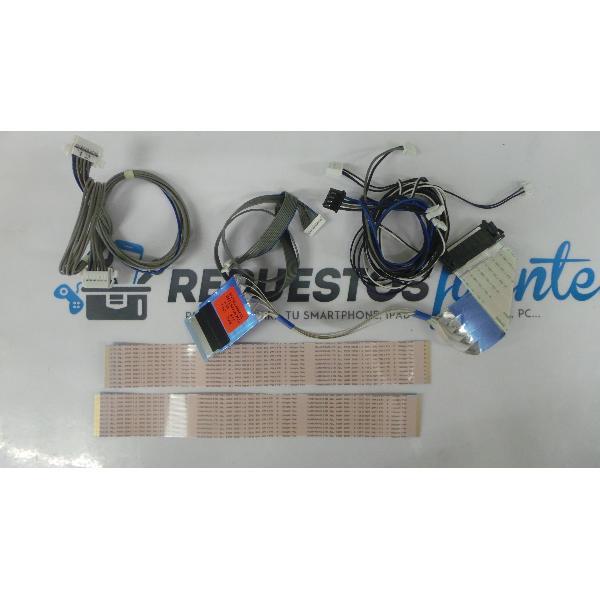 SET DE CABLES TV LG 43LF540V