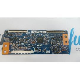 PLACA T-CON BOARD TV LG 42LB5700-ZB T42HVN06.1 CTRL BD