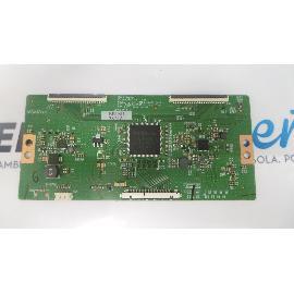 PLACA T-CON TV LG 60UF695V-ZA 6870C-0538A