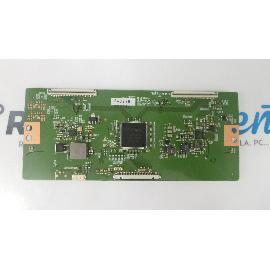 PLACA T-CON BOARD TV LG 65UH600V-ZA 6870C-0547A