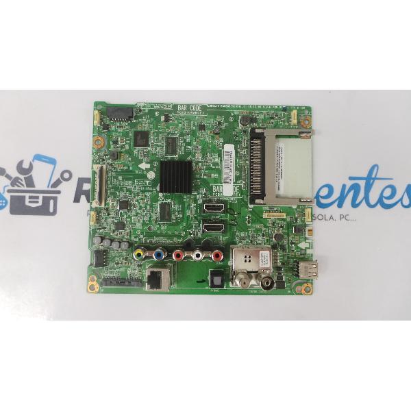 PLACA BASE MAIN BOARD TV LG 49LH570V-ZB EAX66873003(1.0)