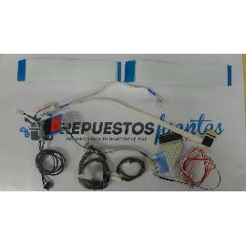 SET DE CABLES TV LG 49LH570V-ZB