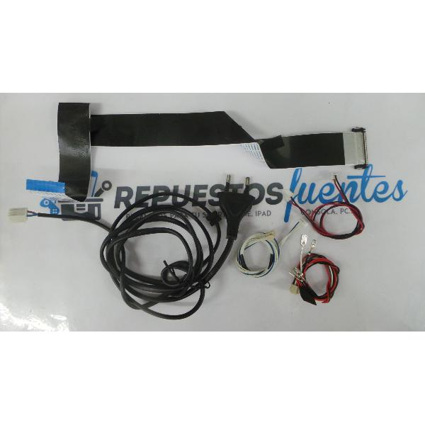 SET DE CABLES TV LAZER LZ32700