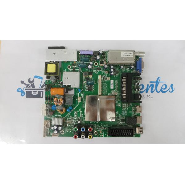 PLACA BASE MAIN BOARD TV SELECLINE 815834/S22/4-11 MSDV3213-ZC01-01
