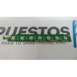 MODULO DE BOTONES TV SELECLINE 815834/S22/4-11 J303C2231033