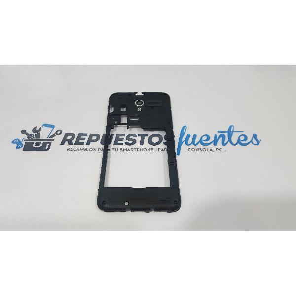 CARCASA INTERMEDIA ORIGINAL PARA ALCATEL ONE TOUCH POP 3 5 5065D - RECUPERADA