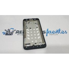 MARCO FRONTAL ORIGINAL PARA ALCATEL ONE TOUCH POP 3 5 5065D 5065X - RECUPERADO