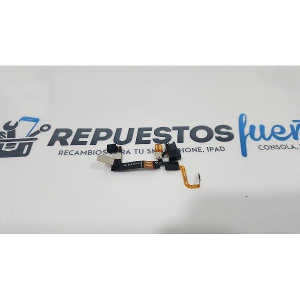 FLEX JACK AUDIO + MICROFONO ORIGINAL PARA ALCATEL IDOL 4 6055K - RECUPERADO