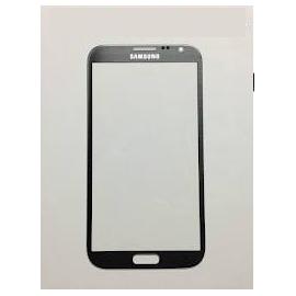 Samsung Galaxy NOTE 2 N7100 Cristal Gorilla Glass Negra