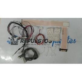SET DE CABLES TV SONY KD-49X8005C
