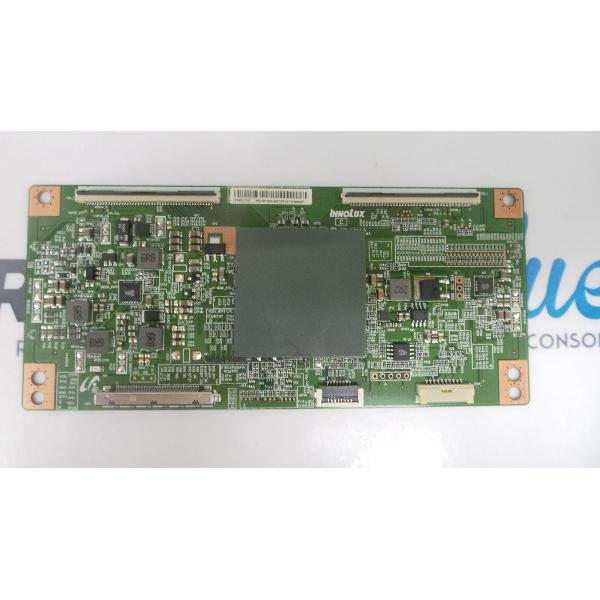 PLACA T-CON BOARD TV PHILIPS 55PUH6400/88 EAMDJ2S52