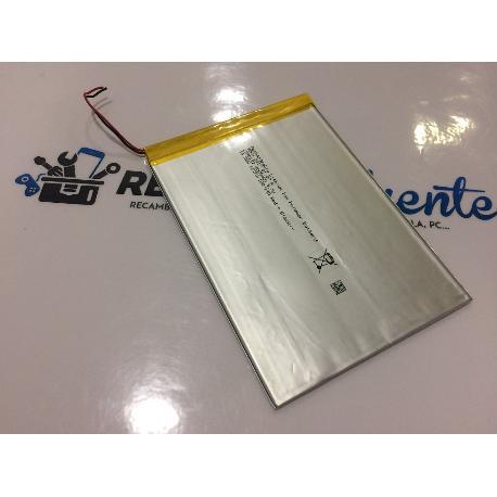 BATERIA (9.5X14CM) 2 CABLES ORIGINAL PARA TABLET QILIVE Q6 10.1 MW1628M - RECUPERADA