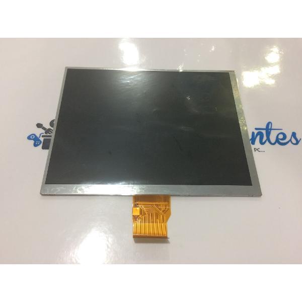 PANTALLA LCD DISPLAY ORIGINAL PARA TABLET NEVIR NVR-TAB8 S1 - RECUPERADA
