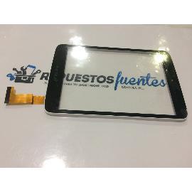 PANTALLA TACTIL CON MARCO ORIGINAL TABLET SUNSTECH TAB785DUAL 4GB - RECUPERADA