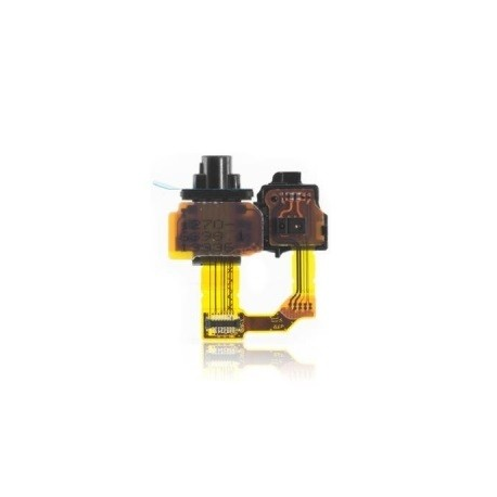 Flex Jack Audio Original Sony Xperia Z1 L39H C6902 C6903