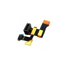 Flex Conector de Carga Micro USB y Microfono para Nokia Lumia 1020