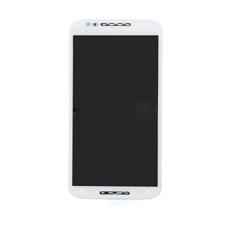REPUESTO PANTALLA LCD + TACTIL PARA MOTOROLA MOTO X (2ND GEN) XT1092 XT1095 - BLANCA