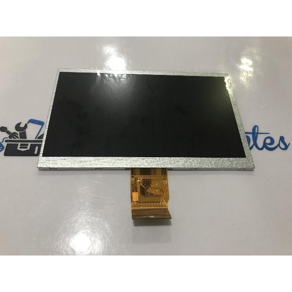 PANTALLA LCD DISPLAY ORIGINAL TABLET CLEMPAD CLEMENTONI 13008 - 13663 RECUPERADA