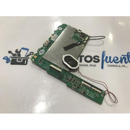 PLACA BASE ORIGINAL TABLET CLEMPAD CLEMENTONI 13008 - 13663  RECUPERADA