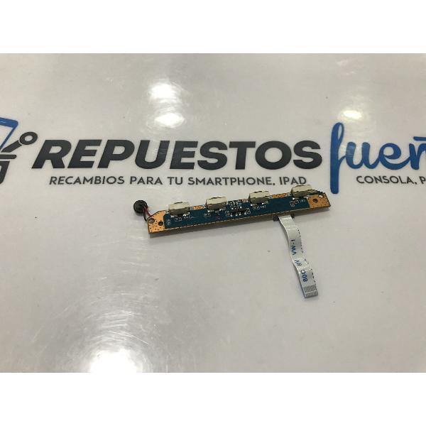 MODULO DE BOTONES ORIGINAL TABLET CLEMPAD CLEMENTONI 13328 - 69480 RECUPERADO