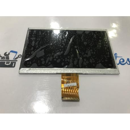 PANTALLA LCD DISPLAY ORIGINAL TABLET QILIVE  KID 7 M75Q1 / 873838 - RECUPERADA