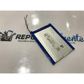BATERIA (7X10CM) 2 CABLES ORIGINAL TABLET QILIVE KID 7 M75Q1 / 873838 - RECUPERADA
