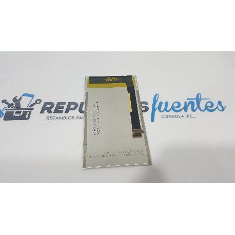 PANTALLA LCD DISPLAY ORIGINAL PARA OYE K35 - RECUPERADA
