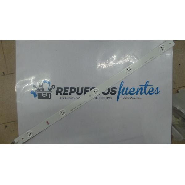 TIRA DE LED TV HISENSE LTDN50K220WSEU SVH500A24_5LED_REV06_140303