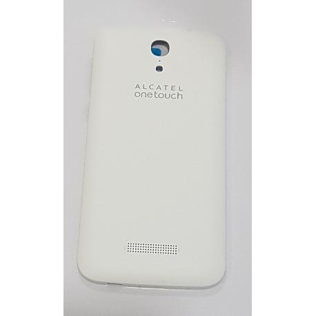 TAPA TRASERA DE BATERIA PARA ALCATEL ONE TOUCH POP S7 OT-7045 - BLANCO