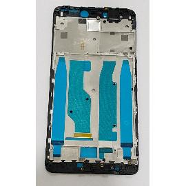 CARCASA FRONTAL DE LCD PARA XIAOMI REDMI NOTE 4X - NEGRA