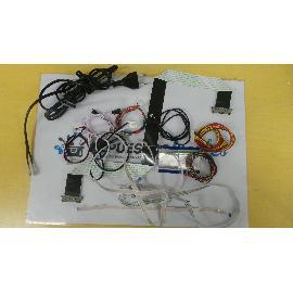 SET DE CABLES TV HISENSE LTDN50K680XWSEU3D
