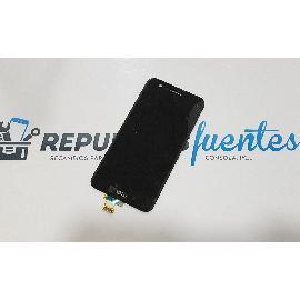 PANTALLA LCD DISPLAY + TACTIL LG K10 2017 X400 M250N - NEGRA
